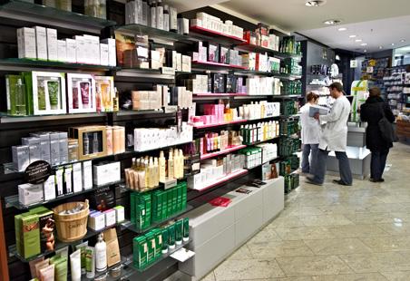 Pharmacie en ligne belge.